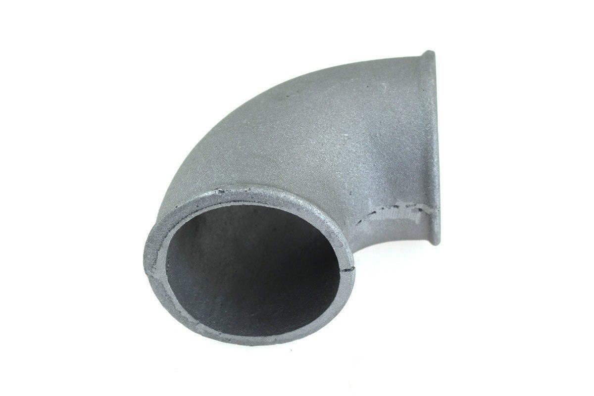 Kolanko aluminiowe odlew 90st 76mm - GRUBYGARAGE - Sklep Tuningowy